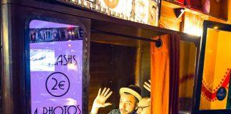 Tabobine : quand les cabines photo s'invitent dans les bars