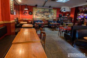 Le Mecano bar