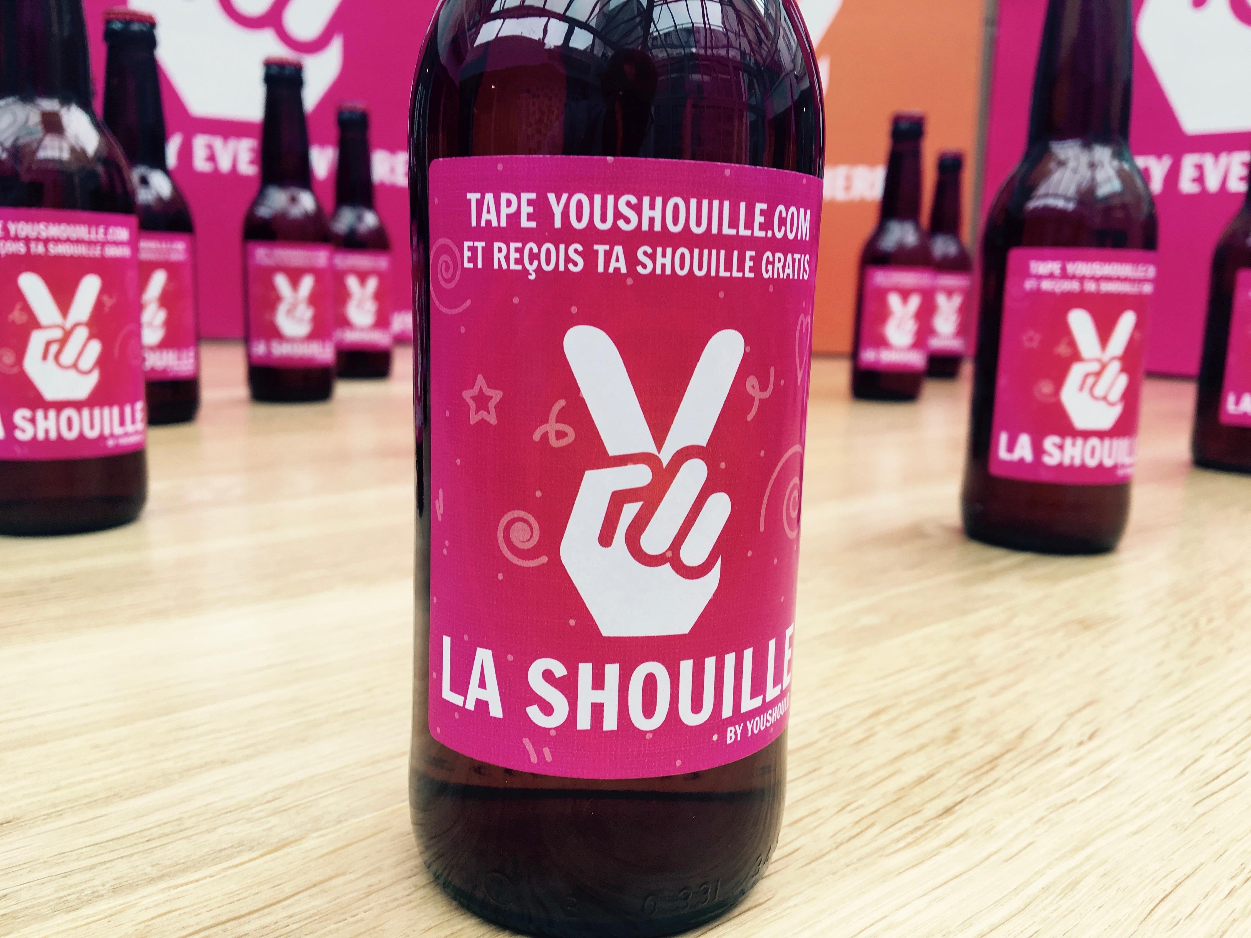 Bière La Shouille