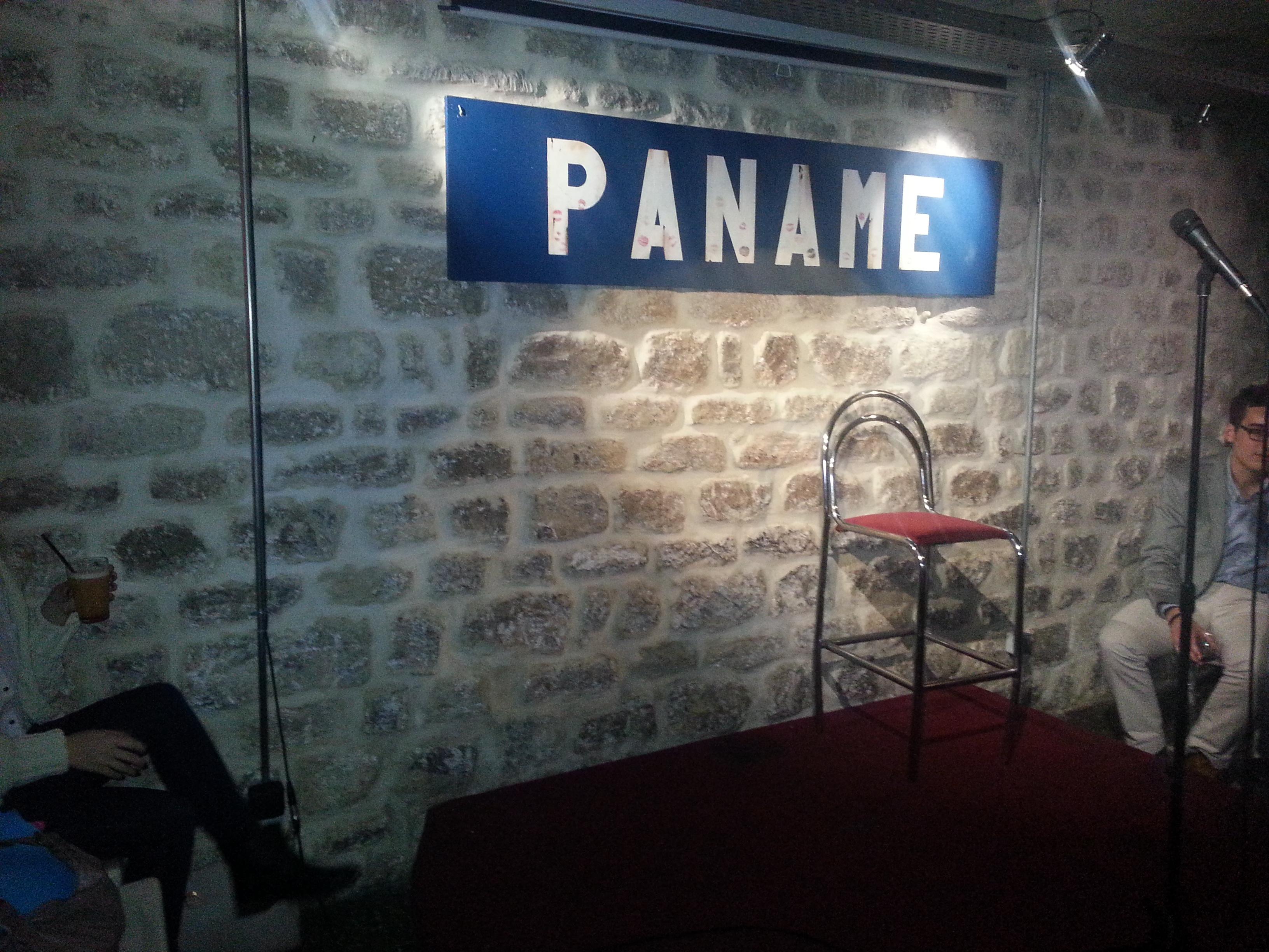 Le Paname Art Café - scènes ouvertes