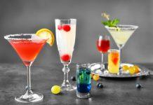 Recettes de cocktails pour Noel