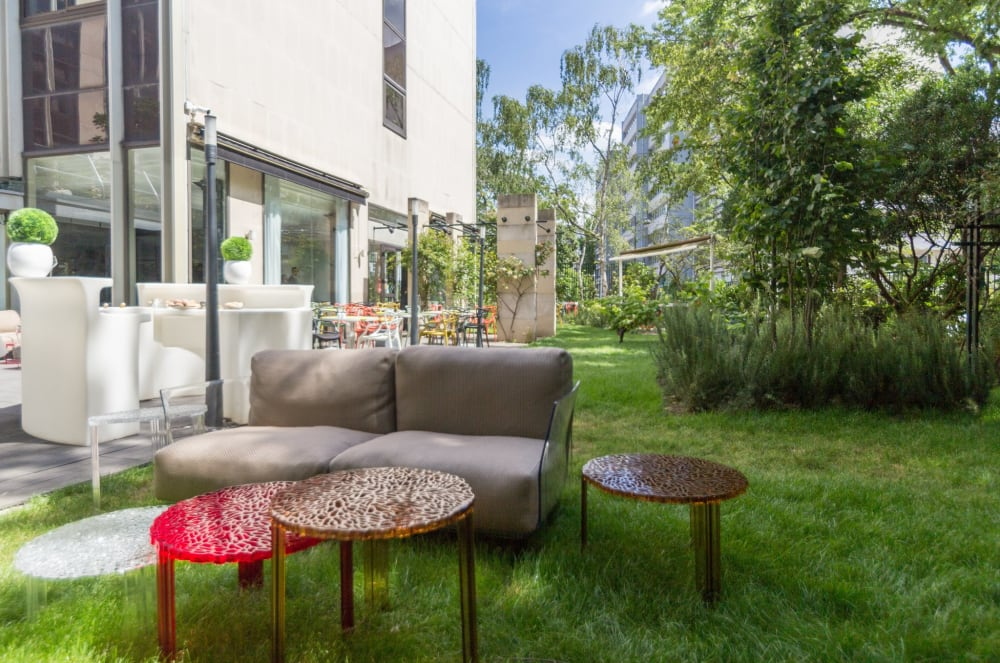 Le Jardin Une Terrasse Cachee En Plein 15e Pour Un Depaysement